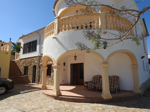 Our villa Las Parras