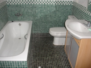 en Suite Bathroom also with Walk-in Shower