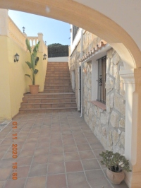 Outside Stairs to Pool Area